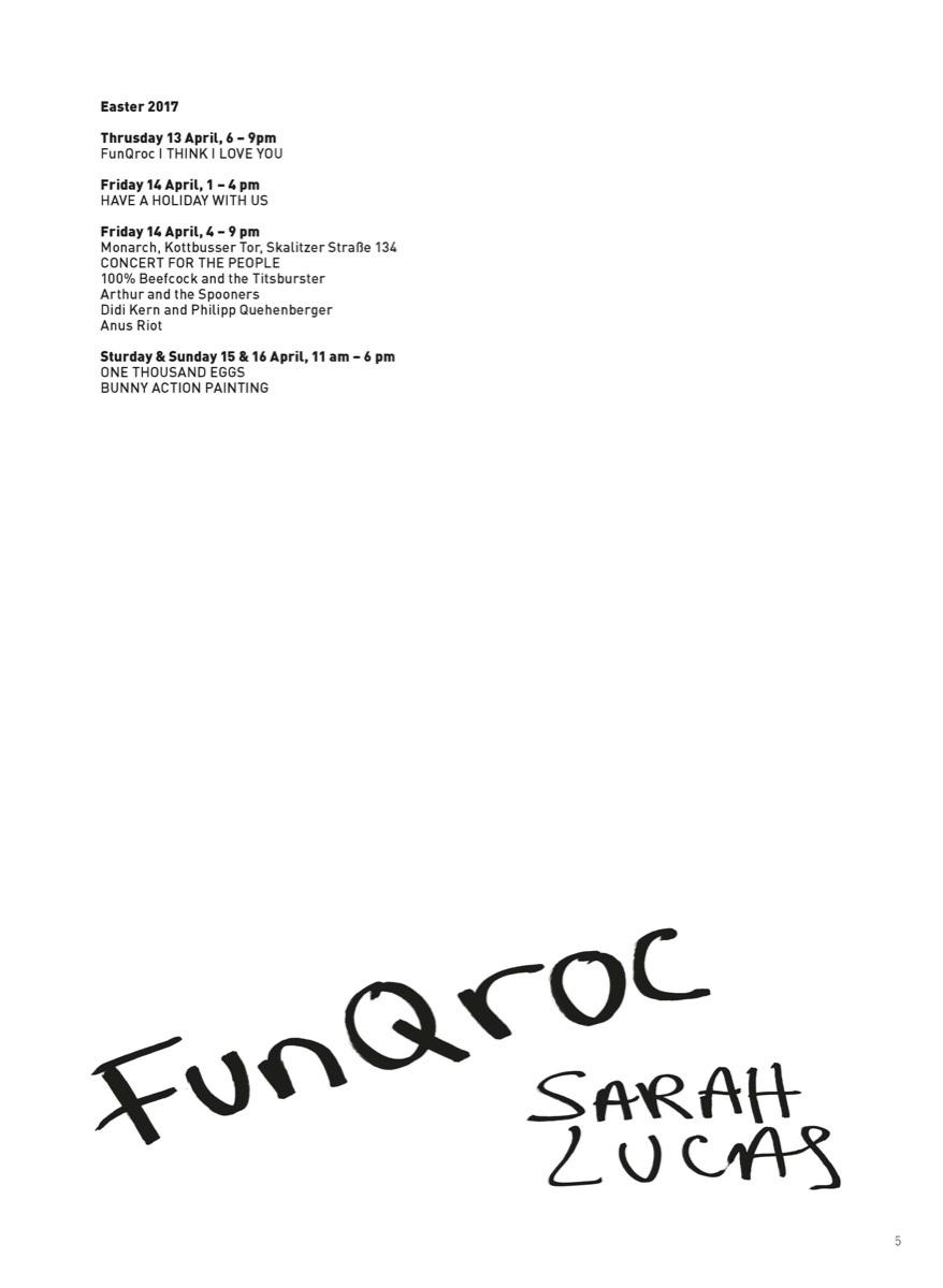 Sarah Lucas Fun Qroc Seite 05