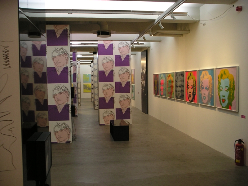All Andy Warhol Artwork © The Andy Warhol Foundation for the Visual Arts, Inc