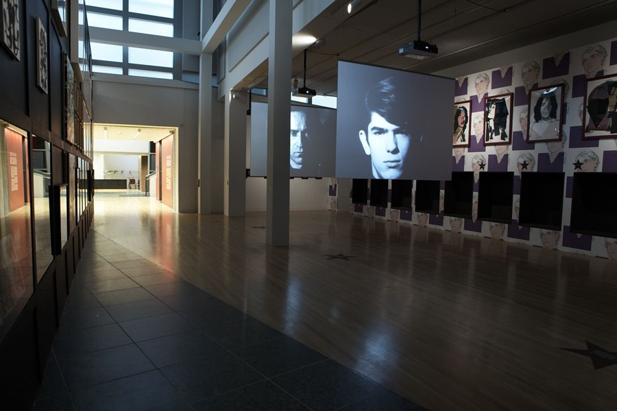 All Andy Warhol Artwork © The Andy Warhol Foundation for the Visual Arts, Inc. Film and Video © 2009 The Andy Warhol Museum, Pittsburgh, PA, a museum of Carnegie Institute. All rights reserved.