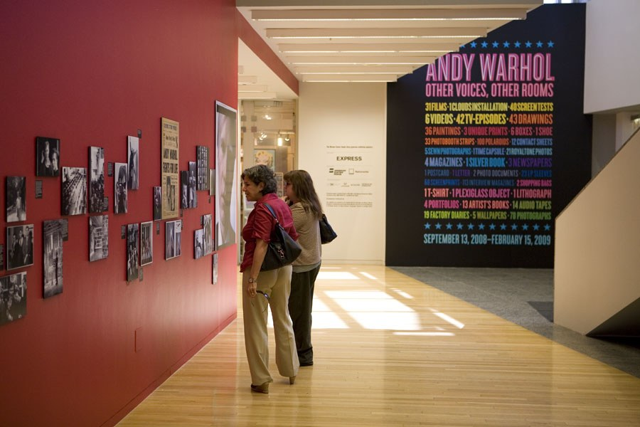 All Andy Warhol Artwork © The Andy Warhol Foundation for the Visual Arts, Inc.