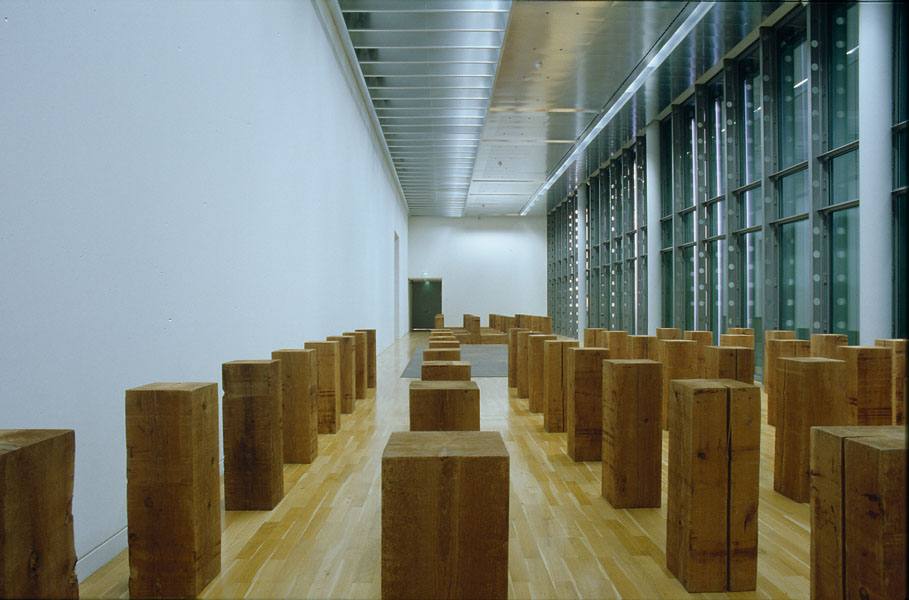 All Artwork © Carl Andre