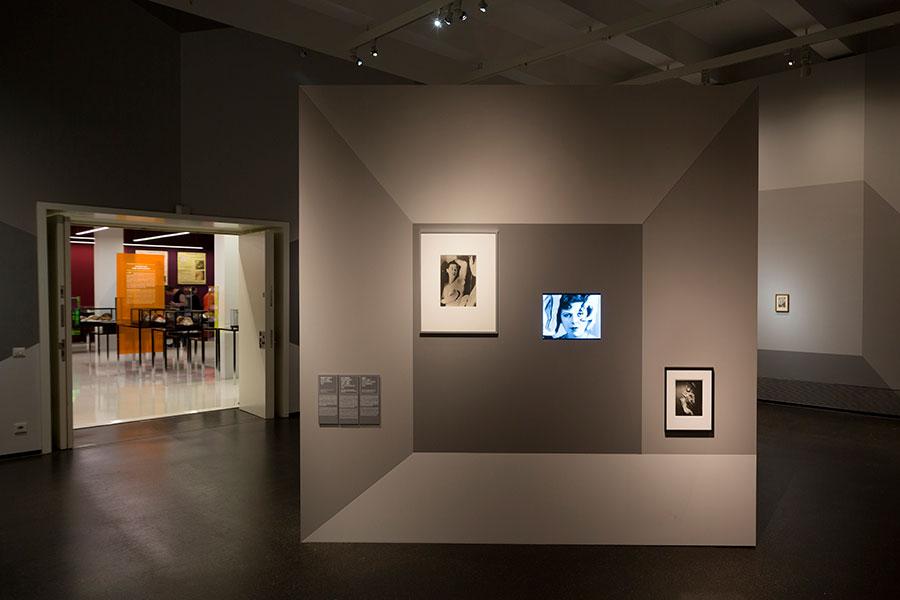 Herbert Bayer, Salvador Dali, Luis Buñuel, Wols
