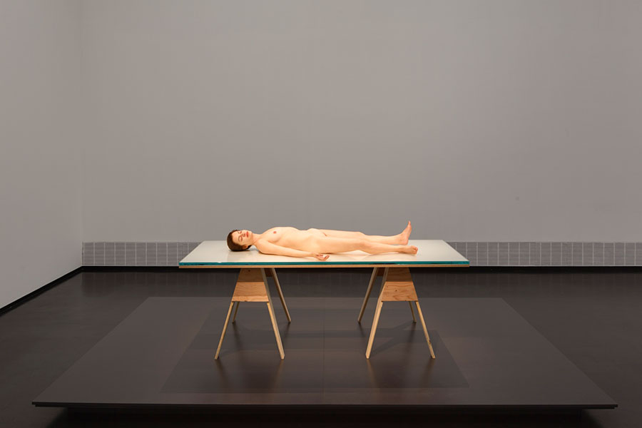 Paul McCarthy, That Girl (T. G. Asleep), 2012–2013