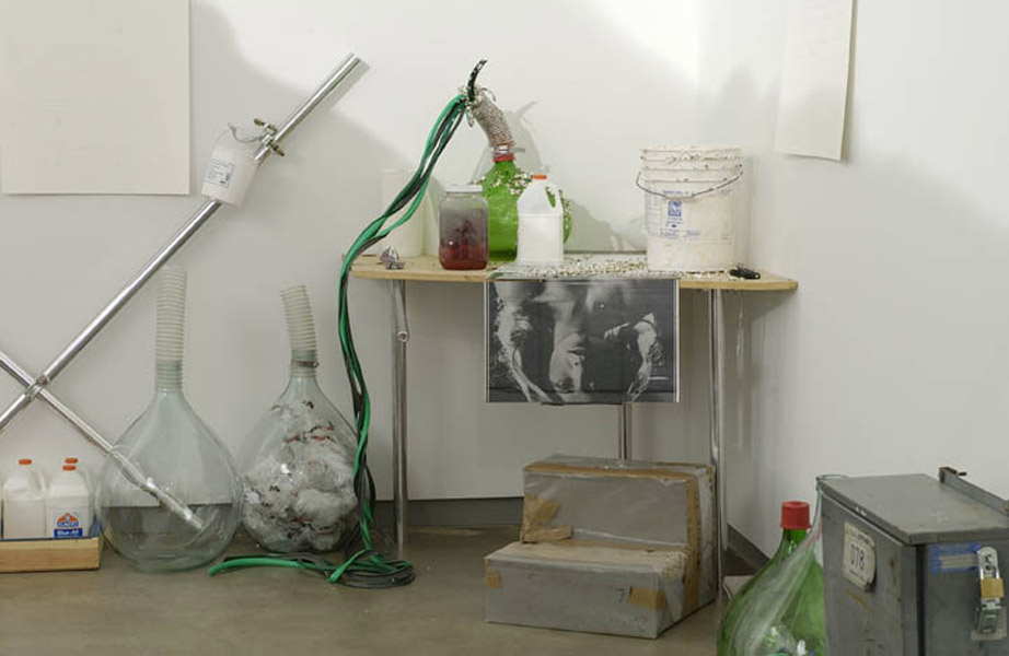 All Artwork © Jason Rhoades Archive