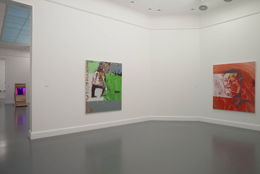 Kunstwerke © Estate Martin Kippenberger, Galerie Gisela Capitain, Cologne