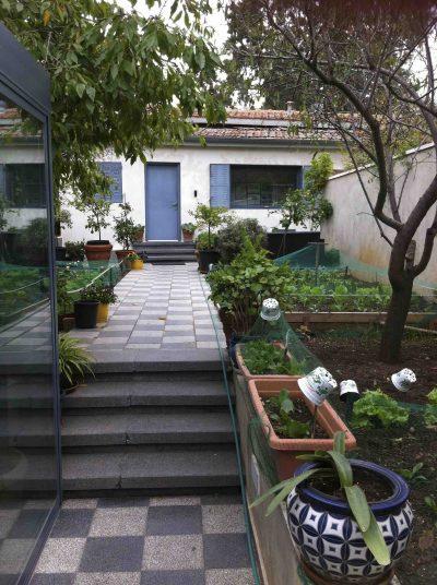 Zvi Goldstein's home