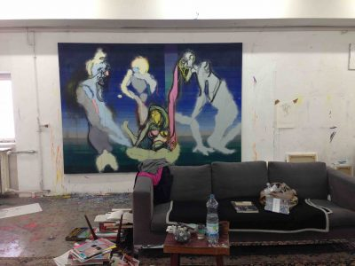 Studio Daniel Richter
